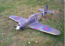Mark Fricker's Hawker Hurricane
