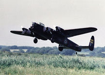 And another shot of Peter Morgans lanc